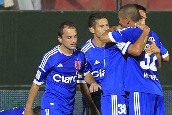 La U golea a Uni�n Temuco en debut oficial de Dar�o Franco en la banca azul