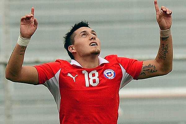 Nicol�s Castillo y su madurez tras el Sudamericano: 'Tengo mucho que mejorar como jugador'