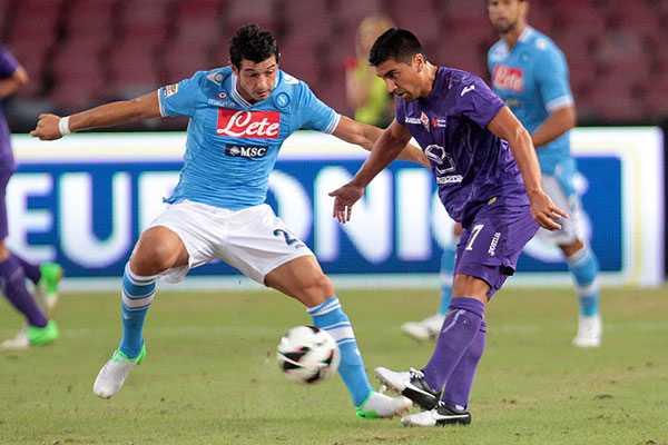 David Pizarro volver�a tras lesi�n en su tobillo y ser�a titular en duelo Fiorentina - Parma