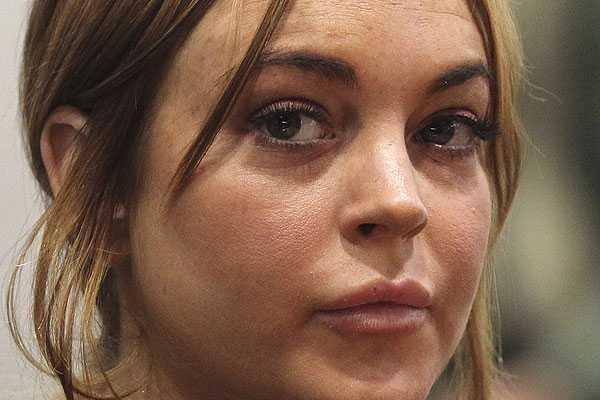 Lindsay Lohan demanda por m�s de un mill�n de d�lares a ex socios en la venta de una l�nea de ropa
