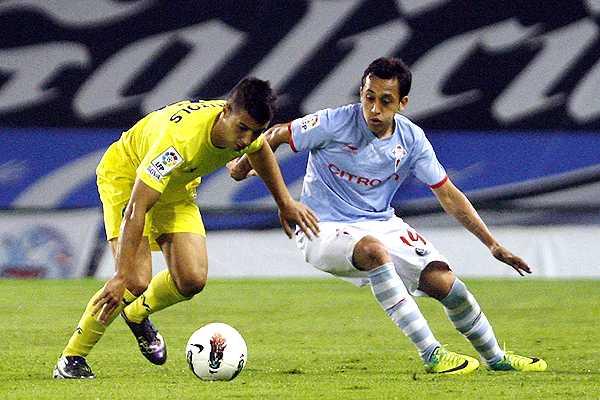 DT del Celta dice que fue 'una sorpresa agradable' el fichaje de Fabi�n Orellana