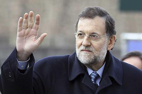 Alta expectaci�n por comparecencia de Rajoy por caso de corrupci�n al interior PP