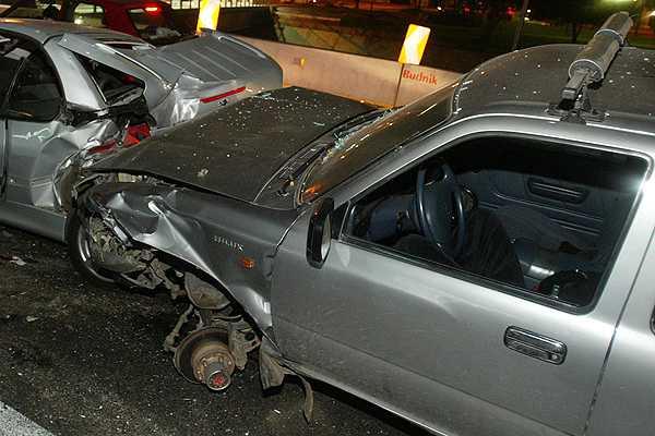 Un hombre falleci� y otros seis resultaron heridos en accidente de tr�nsito en Parral