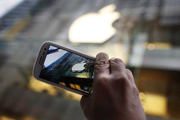 iPhone 5 lleva a Apple a dominar el mercado de m�viles en Estados Unidos
