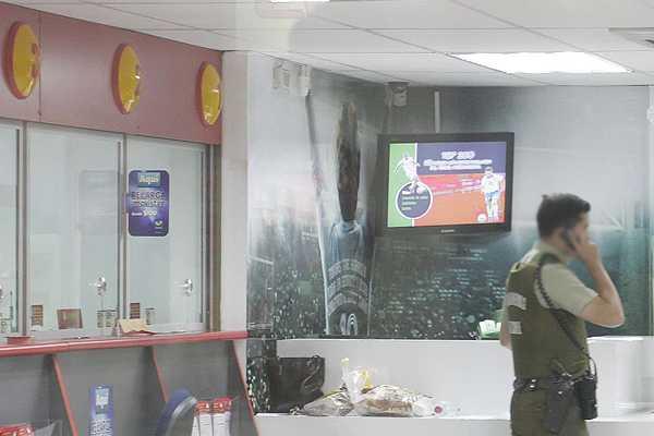 Delincuentes robaron m�s de 8 millones de pesos desde un centro de pago de Conc�n