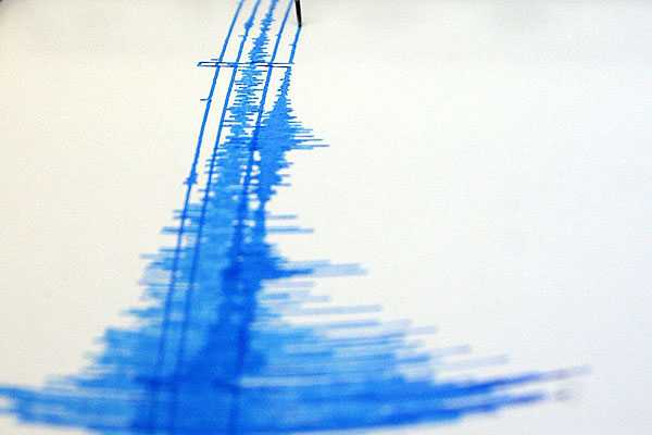 Temblor de 4,5 Richter se percibi� esta madrugada en el Maule y el Biob�o