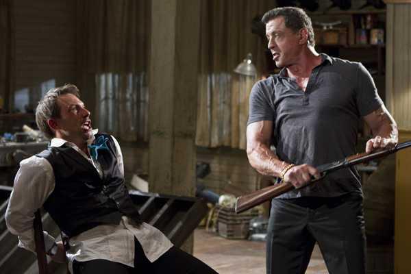 �ltimas pel�culas de Schwarzenegger y Stallone fracasaron en la taquilla norteamericana