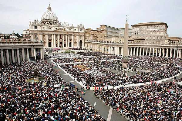 El Vaticano listo para recibir a los fieles