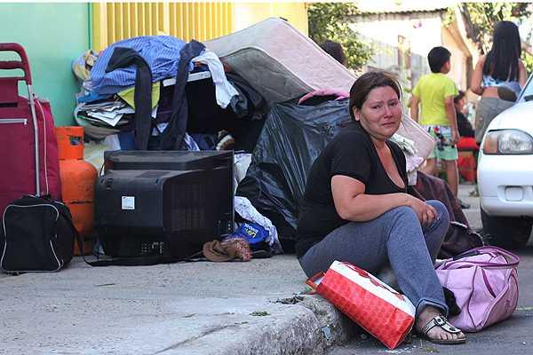 Balance del Gobierno: Incendio en Valpara�so dej� 1.200 damnificados