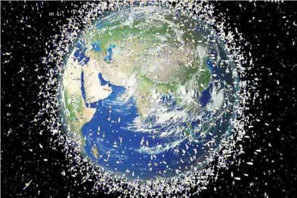 Expertos estiman que 17 mil unidades de 'chatarra' orbitan alrededor de la Tierra