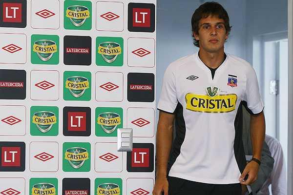 Dom�nguez tras dos d�as en Colo Colo: 'Estoy bien en lo f�sico, pero me falta en lo futbol�stico'