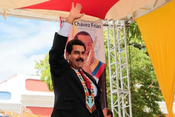 Maduro denunci� una operaci�n para atacar embajada de Cuba en Caracas