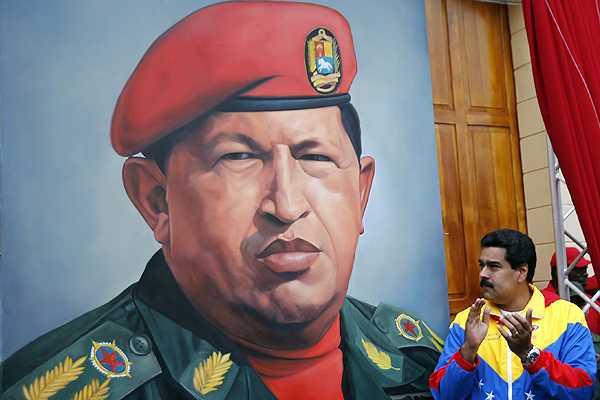 Maduro asegura que Ch�vez 'est� bien' y 'motivado' tras su regreso a Venezuela