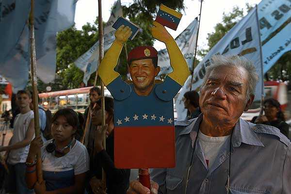 EE.UU. y c�ncer de Ch�vez: Si no puede gobernar se deben realizar elecciones