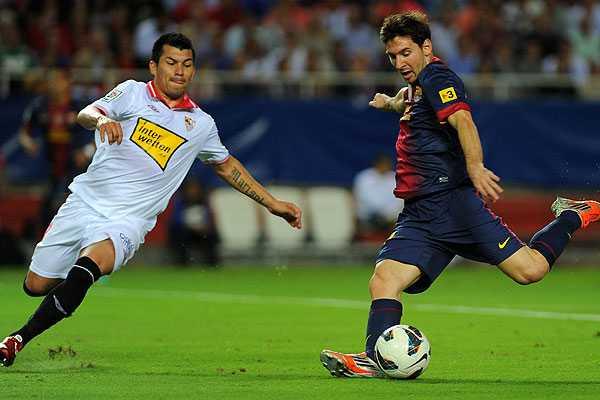 Resultados de los futbolistas chilenos y Pellegrini en Europa
