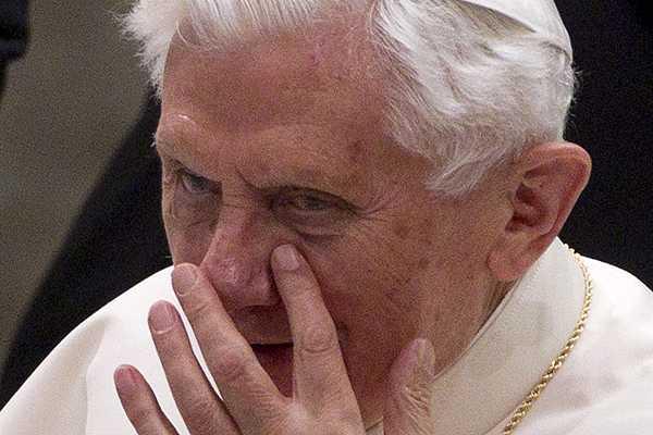 Benedicto XVI podr� ser llamado 'Su Santidad' tras su renuncia