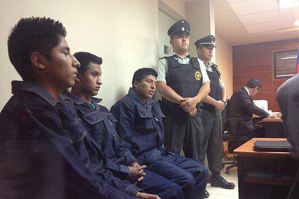 Soldados bolivianos son excarcelados pero quedan con arraigo (Fin del relato)