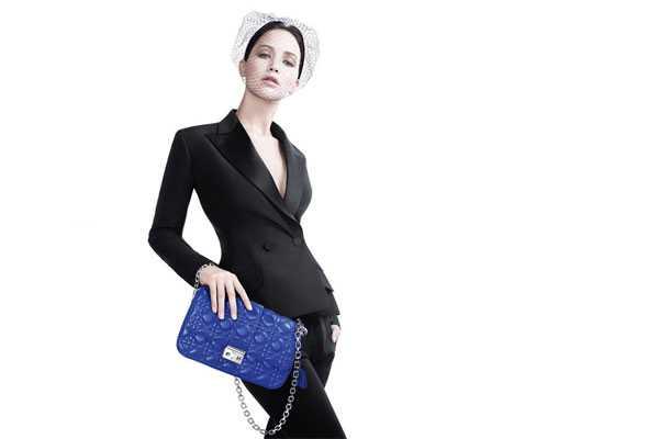 Jennifer Lawrence se convierte en la nueva chica Dior