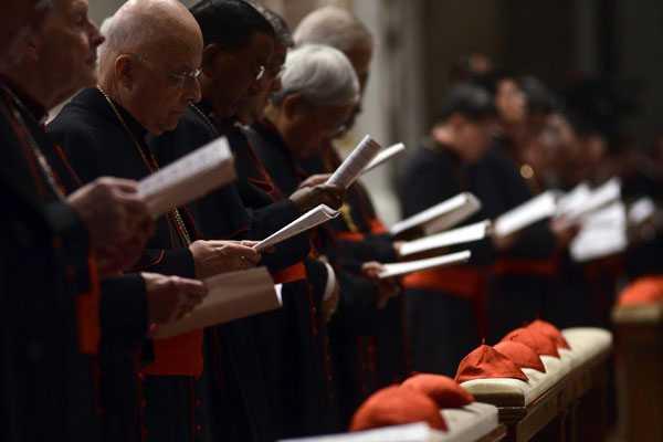 Portavoz del Vaticano afirm� que c�nclave comenzar� la pr�xima semana