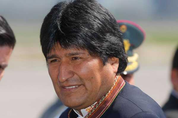 Evo Morales asegura estar �casi convencido� de que Ch�vez fue envenenado