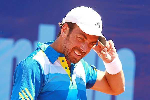 Nicol�s Mass� fue marginado del equipo de Copa Davis ante Ecuador