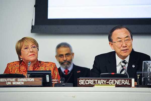 Bachelet deja su cargo en la ONU: 'Vuelvo a mi pa�s'