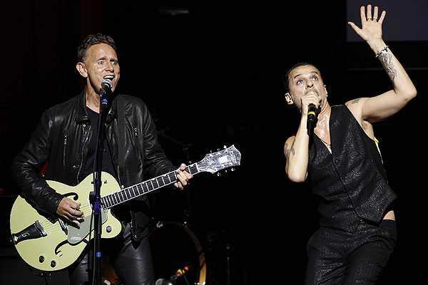 Depeche Mode anuncia gira por Sudam�rica con su nuevo trabajo 'Delta Machine'