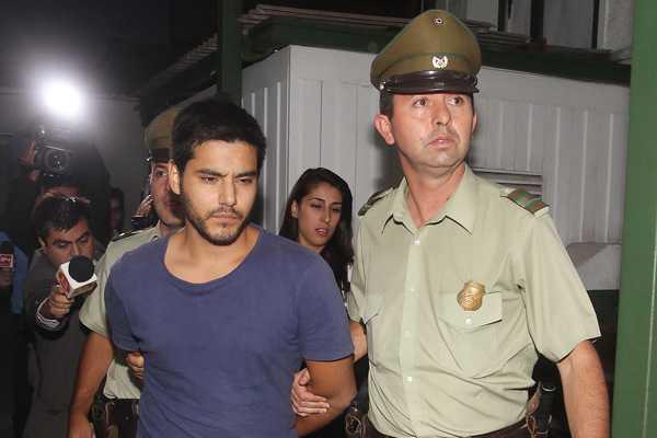 Detienen a actor de filme 'Machuca' acusado de posesi�n de marihuana