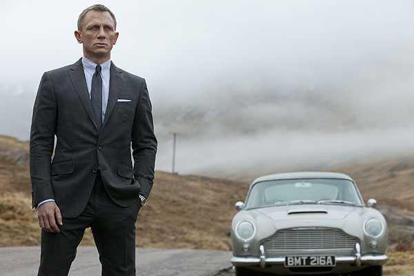 Nueva pel�cula de la saga James Bond llegar�a a los cines en tres a�os