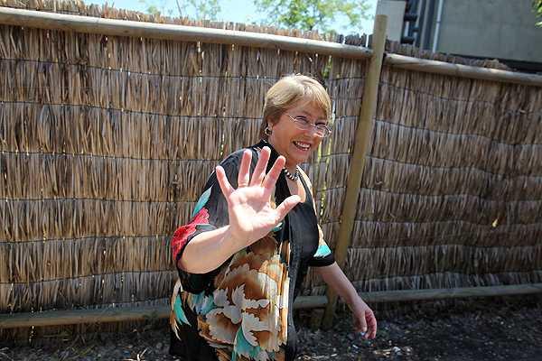 Michelle Bachelet volver�a a Chile este mi�rcoles 27 de marzo