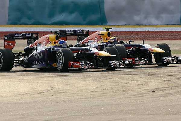 F-1: Vettel plantea la opci�n de una 'terapia de grupo' para superar problemas con Red Bull