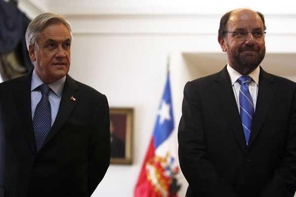 Moreno advierte que cualquier conversaci�n con Bolivia 'no puede tocar la soberan�a de Chile'