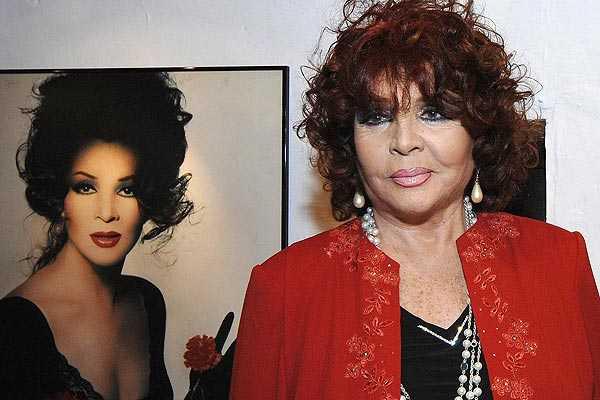 En su casa muere Sara Montiel a los 85 a�os de edad