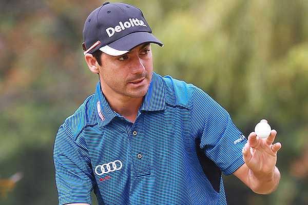 Felipe Aguilar perdi� la condici�n de mejor sudamericano en el ranking mundial de golf
