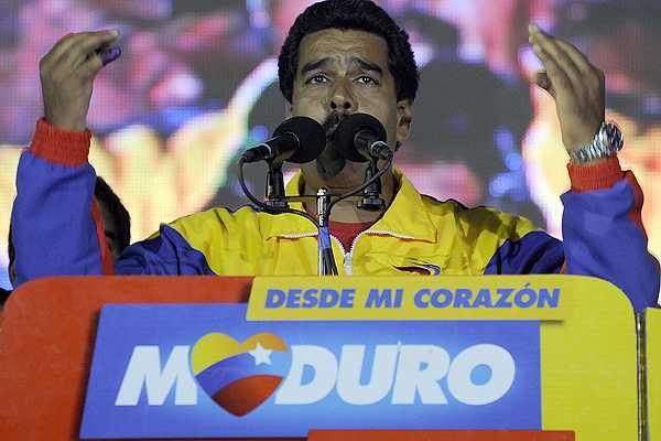 Gobiernos cercanos al chavismo felicitan a Maduro por su triunfo presidencial