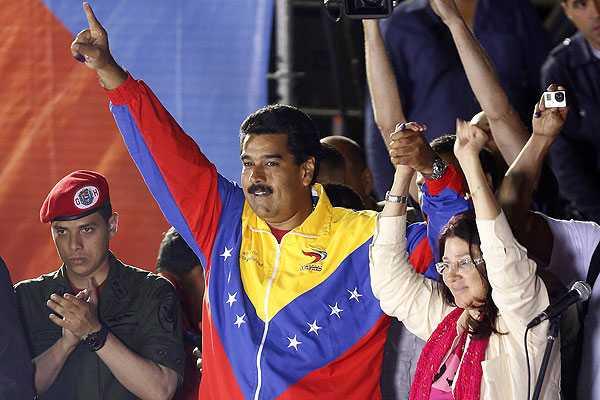 Maduro celebra triunfo y rechaza 'pacto' con Capriles