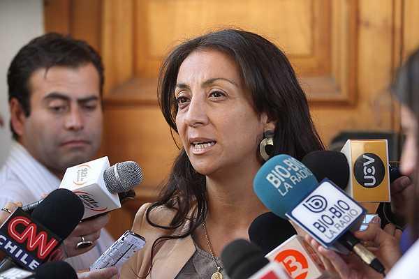 Ministra Cecilia P�rez y acusaci�n a Beyer: 'Por justicia todos deber�an rechazarla'