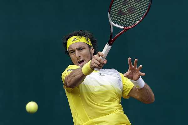 M�naco supera a Klizan y avanza a la segunda ronda del Masters 1000 de Montecarlo