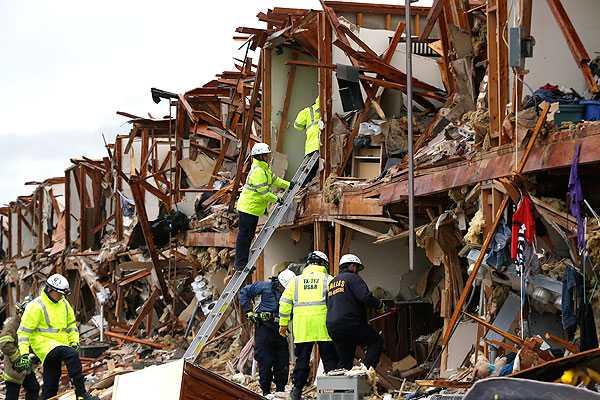 Obama promete apoyo para responder a 'tragedia' tras la explosi�n en Texas