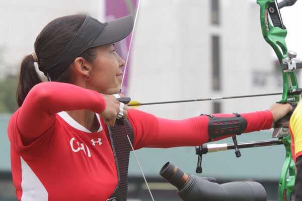 Denisse van Lamoen se qued� con el oro en la FITA de Rep�blica Dominicana