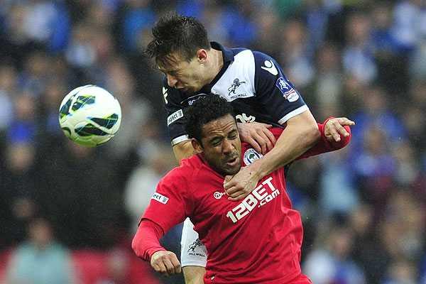 Con Beausejour, Wigan empata con el Tottenham y pierde puntos claves por no descender