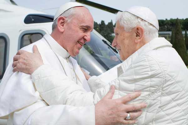 Benedicto XVI regresa ma�ana a vivir definitivamente en el Vaticano