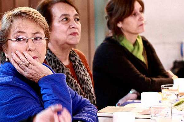Bachelet y fracaso de primarias: 'Es una mala se�al para la ciudadan�a'