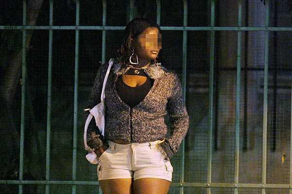 Responsabilizan a la crisis espa�ola de la masiva llegada de prostitutas colombianas