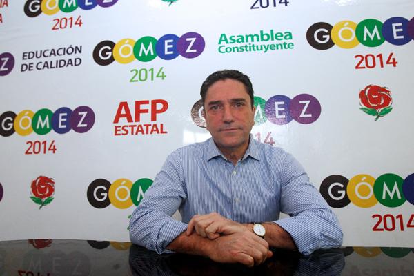 La campa�a de Jos� Antonio G�mez fue alabada por los expertos en publicidad.