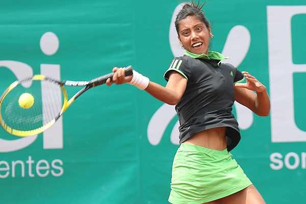 Tenis: Daniela Seguel escal� 90 puestos en el ranking de la WTA