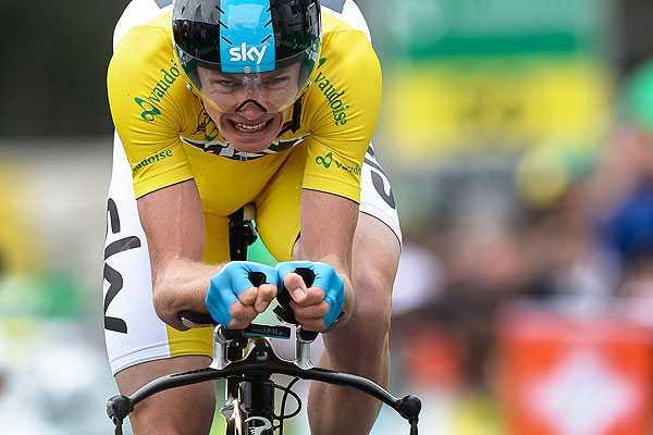 Ciclismo: Sky confirma a Froome como jefe de filas para el Tour de Francia