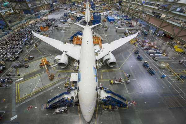 Boeing acelera producci�n del avi�n Dreamliner tras autorizarse nuevo sistema de bater�as