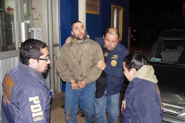 Berkhoff regres� a la c�rcel tras ser capturado luego de 40 d�as pr�fugo