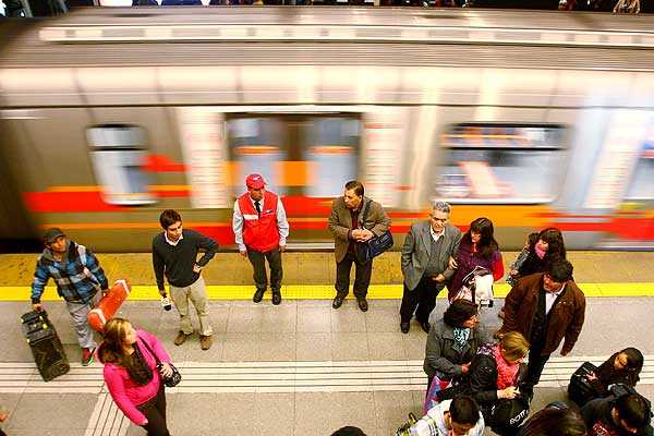 Metro inicia este lunes extensi&#243;n de su Operaci&#243;n Expresa en l&#237;neas 2 y 5